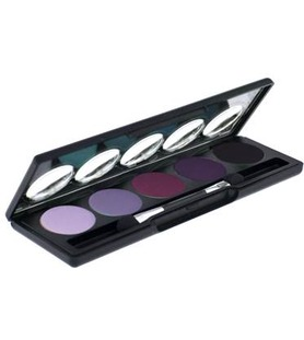 Палетка теней для век 5 цветов Flormar Color Palette  Eye Shadow